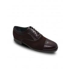 Hakiki Nevada Deri Kahverengi Erkek Ayakkabı 003
