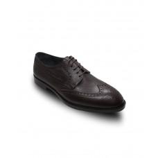 Hakiki Geyik Derisi Kahverengi Erkek Ayakkabı 005