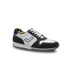 Hakiki Antik Deri Beyaz  Erkek  Spor  Ayakkabı 2654